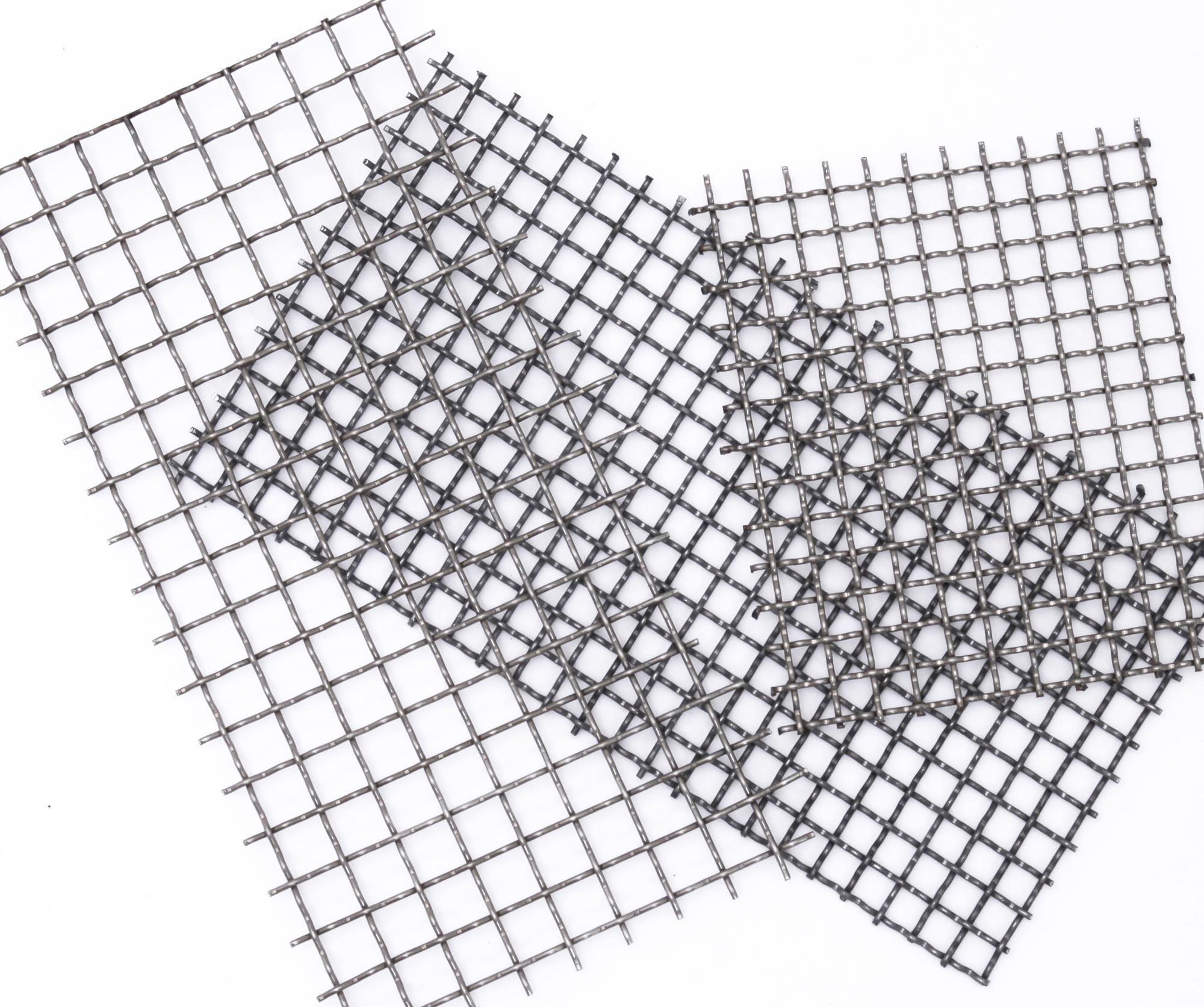 Prodotti - Reti Metalliche - Ondulate - L.P.S. Lamiere Perforate Speciali